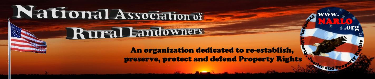 National Assoication of Rural Landowners